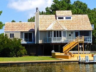 Specials-  Aug 22-28!  4/4 Private Waterfront &  dock!, Chincoteague Island