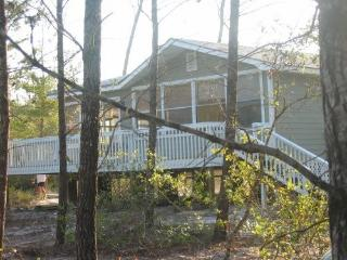 Lake McKissack Cottage on Carrabelle Beach