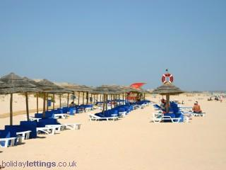Cabanas Beach, there are lots of beaches around the Cabanas area.