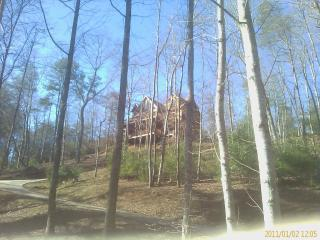 New Mountain View Lots of Privacy Romantic Getaway, Ellijay