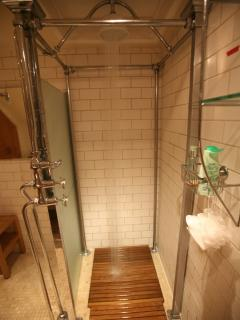 Fabulous 19th Century Victorian Needle Shower