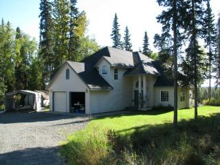 Queen and Twin bed room - Kenai AK Sleeps up to 3