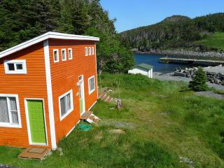 EAST COAST TRAIL CABIN BY THE SEA, Newfoundland