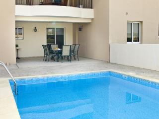 One bed with private pool Pyla Village