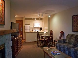 Aspens #221, 1 Bdrm, Ski-in Ski-out, Serene Forest View, Free Wifi, Whistler