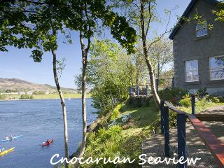 Cnocaruan Sea View, Oban