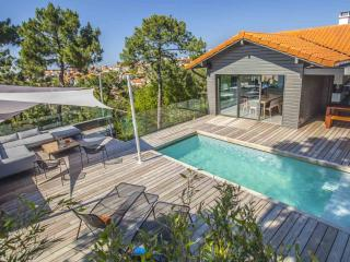 5 BR Villa with heated pool, Biarritz