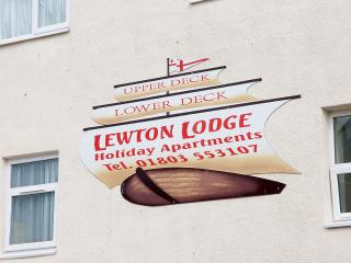 Lower Deck, Lewton Lodge, Paignton