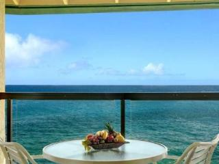 Free Car* with Poipu Shores 405A - One of the best views in Poipu from this renovated penthouse.