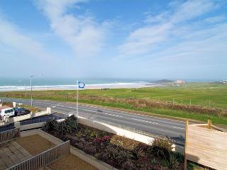 The Penthouse at The Vista located in Newquay, Cornwall