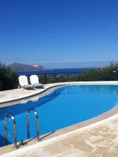 Relax and enjoy views of Souda Bay