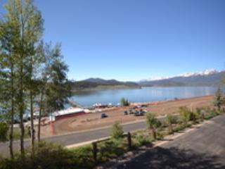 Beautiful condo on Lake Dillon overlooking marina