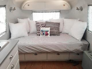 Remodeled Airstream Travel Trailer Near Baylor, Waco