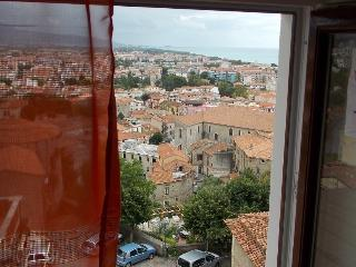 Big apartment in historic center of Scalea