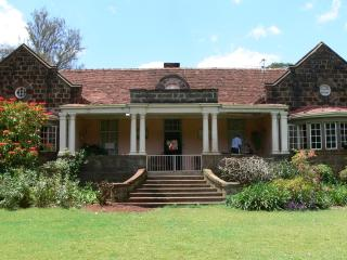 'The Constant Gardener' home - single room, Nairobi