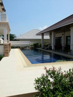 House for rent in soi88 huahin , house in project have security and clubhouse .