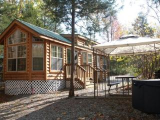 Cozy Wilderness Lodge, Sleeps 6, Cream Ridge
