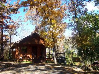 Private secluded romantic cabin for couples, Smithville