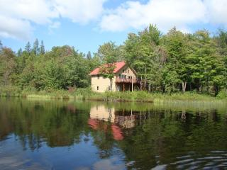 lakefront cabin, snowmobiling, atving and skiing, Upson