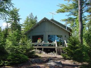Waterfront home near Bar Harbor, abutting Acadia,, Seal Cove