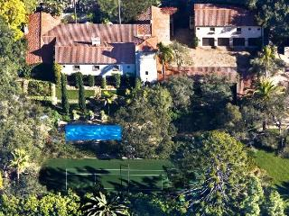 'Ravenscroft' Estate - Pool, Spa & Tennis Court, Santa Barbara