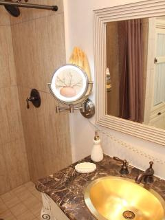 Master Bathroom with Full Size Shower