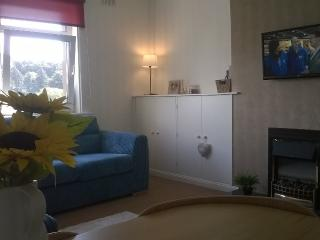 Law View, flat in West Kilbride, Ayrshire