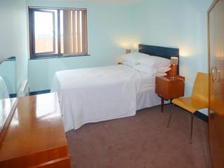 Secure central convenient modern view balcony Flat, Liverpool