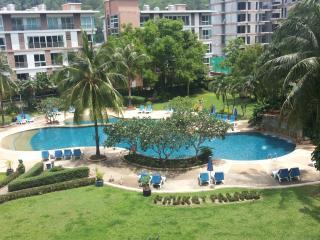 Large studio (50 sqm) in a very nice residence, Patong