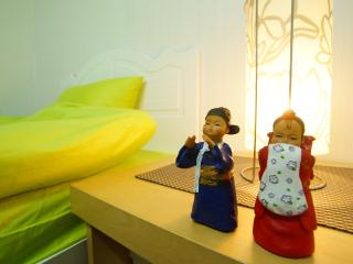 Itaewon 2 bedrooms flat for family, Seoul