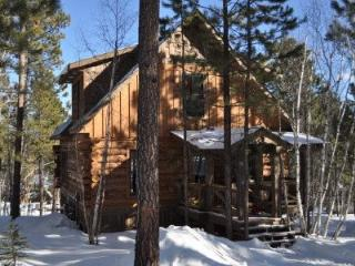 The Outback - Log Cabin Lodge, Lead