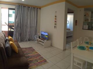 Apartment on the beach in Natal