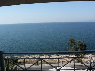 Amazing sea view apartment in Piraeus coast