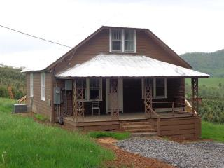 PRIVATE cabin with River Access in gated community, Boone