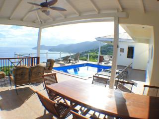 $195 per room, per night, Villa Del Mar on Tortola, West End
