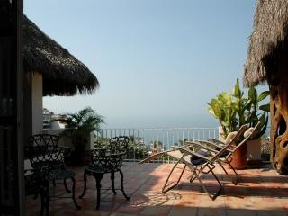 Casa Palapa Breath Taking Views Total Privacy, Puerto Vallarta
