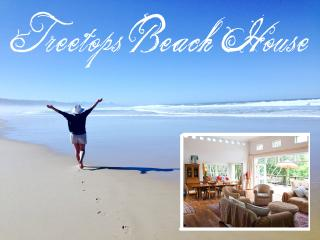 Treetops Beach House. A Family Home at the Beach!, Plettenberg Bay