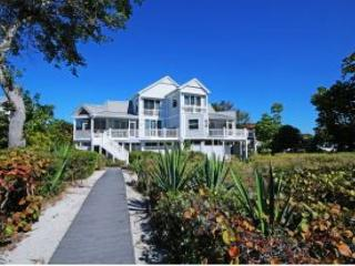 Gulf front luxury townhome, Sanibel Island