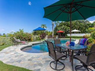 1700SF 3 bedroom home with glorious Sunset Views of the ocean and large pool.-PHKam3, Kailua-Kona