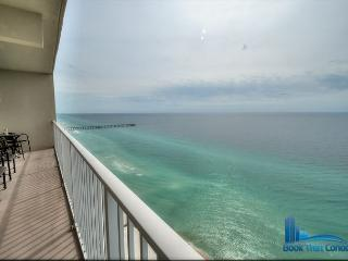 Amazing Waterfront Views~Movie Theater~Game Room~Tidewater 2615~Sleeps 6, Panama City Beach