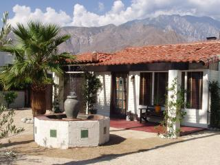 Authentic Early California Spanish Home - Completely Private & Gated, Palm Springs
