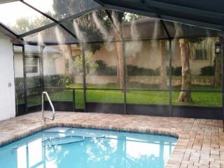 Waterfront Heated Pool w/ Misting System Boat Lift, Crystal River