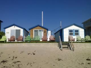 Beachfront Cottage on Private Moody Beach, Wells