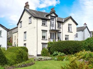 3 HILLFOOT, semi-detached, set over three floors, parking, garden, in Cark, Ref 904388