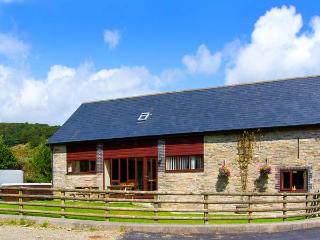 GLANYRAFON, spacious family base, views, flexible bedrooms, in countryside near Rhayader, Ref 12670