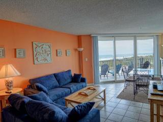 St. Regis 1106 Oceanfront! |  Indoor Pool, Outdoor Pool, Hot Tub, Tennis Courts, Playground, North Topsail Beach