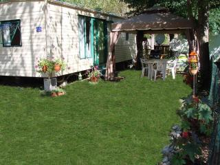 camping la berge Fleurie, Aigaliers