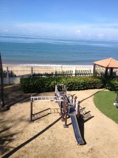Known as Paradise Corner, it is Beach Front, Rincon