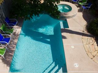 Victoria House Gulf Side, Heated Pool & Jacuzzi, Isla del Padre Sur