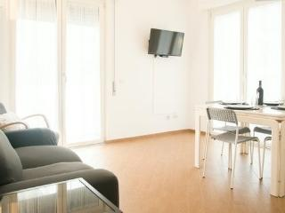 New flat, free WiFi, Sat TV, A/C, Rome City Center
